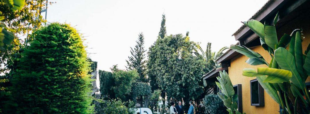La Finca - jardín