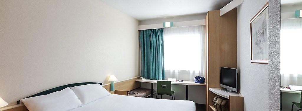 Hotel Ibis Elche - habitación