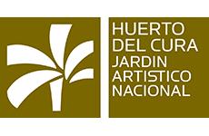 Logo Jardín Huerto del Cura