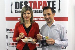 Presentación DESTÁPATE 2015
