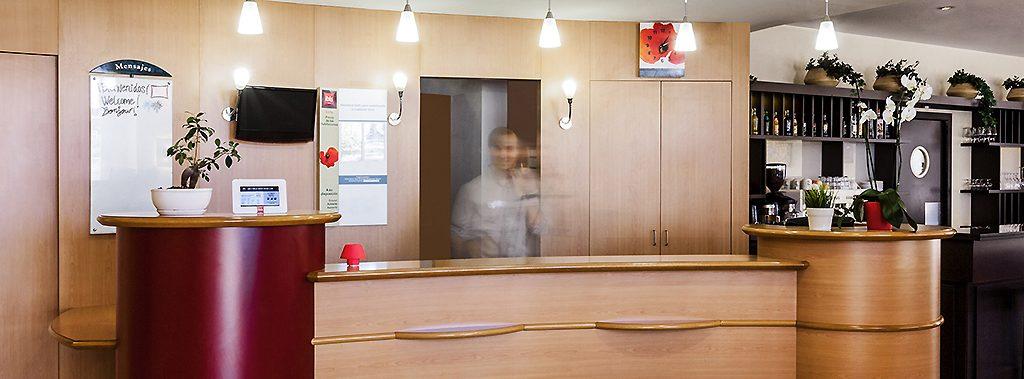 Hotel Ibis Elche - recepción