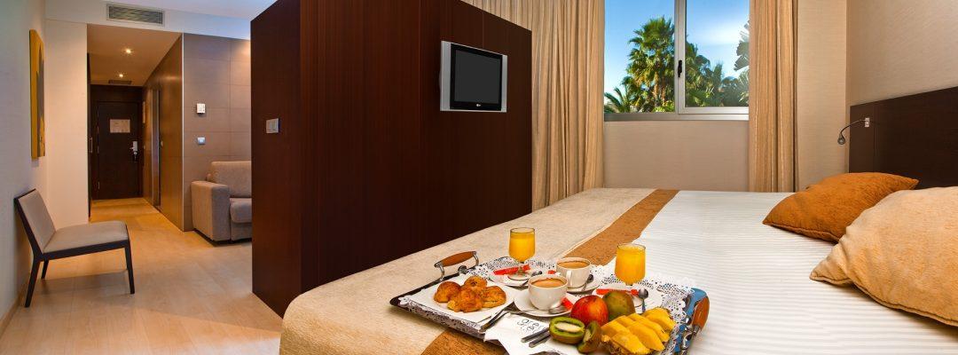 Hotel Areca habitación